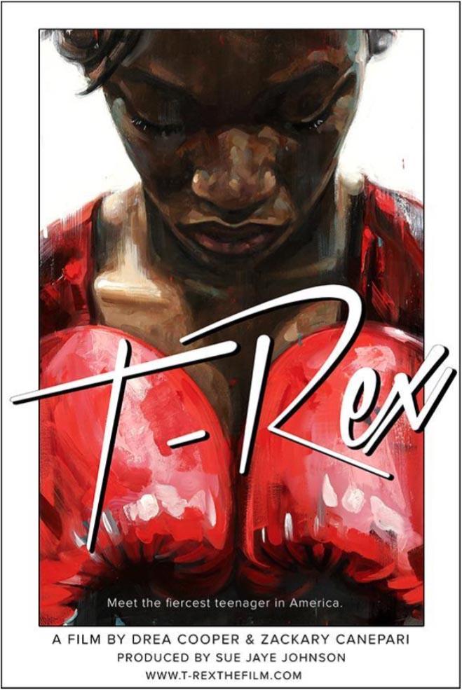 T-Rex Poster copy